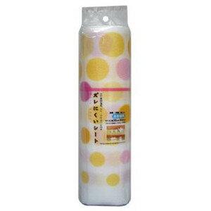 ズレにくい食器棚用シート メロウオレンジ/ ワイズ