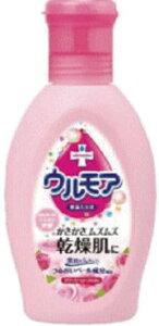 保湿入浴液 ウルモア クリーミーローズの香り 600ml