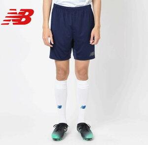 ニューバランス プラクティスショーツ JMPF9314-NV サッカー