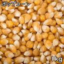 ポップコーン (1kg) アメリカ産 【メール便対応】