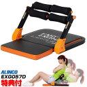 《クーポン配布中》 ALINCO アルインコ EXG057D イージーエクサ ツイン 腹筋マシン シットアップベンチ ホームジム 自宅 運動 ダイエット フィットネス ジム 筋肉トレーニング 二の腕 太腿 お腹 腹筋 鍛える な