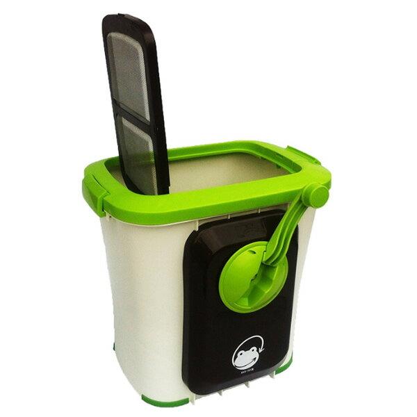 自然にカエルS 基本セットSKS-101型【送料無料】屋内型家庭用生ゴミ処理機 室内型コンポスト容器 生ゴミ処理機 簡単ゴ…