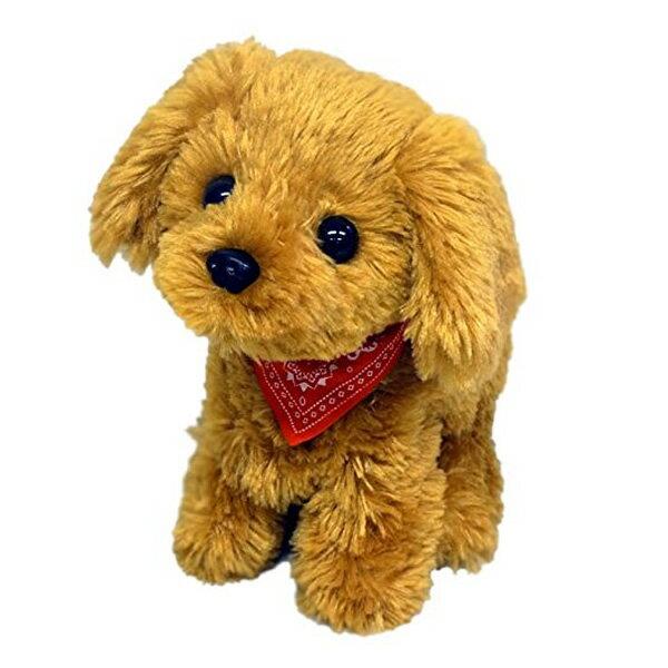 スーパーアクションプリンちゃん おかえりワンちゃん 可愛い犬の 動くぬいぐるみ 癒しロボット おしゃべりぬいぐるみ …