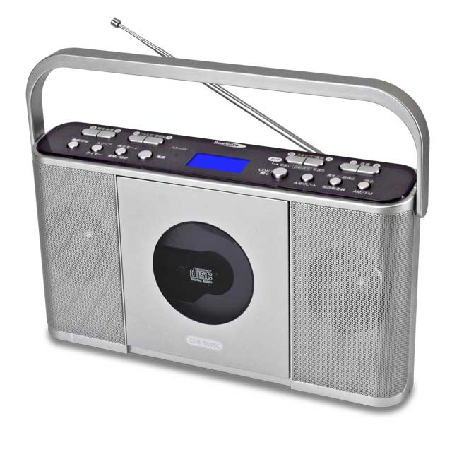★最大43倍+クーポン★ 速聴き遅聴きCDラジオ マナヴィ CDR-550SC CDプレーヤー 再生速度調整可能 語学学習 ダンス練習 マナビー タイマー AM/FMラジオ Manavy CDR550SC CDR-440SC の姉妹品です