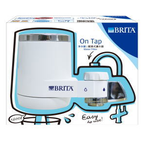 Faucets for water purification with Brita onTop (cartridge increased one) 10P28oct13