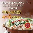 【送料無料】大阪京橋【まつい亭】和風み噌味牛もつどて鍋 4〜5人前