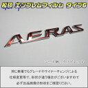 【松印】エンブレムフィルム タイプ6★エスティマ R50 AERAS ...