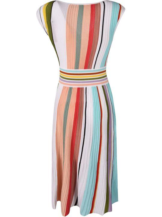 ミッソーニ ドレス カジュアルドレス 結婚式用 レディース【Missoni Striped Dress】Multicolor