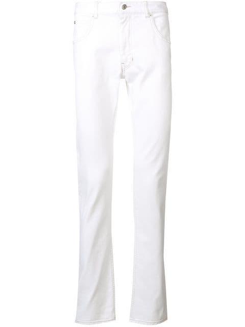 イザベルマラン ジーンズ デニム ストレート メンズ【Isabel Marant Kanh slim jeans】White
