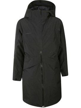 マムート ジャケット アウター レディース【Mammut Thermo Hooded Coat】Black