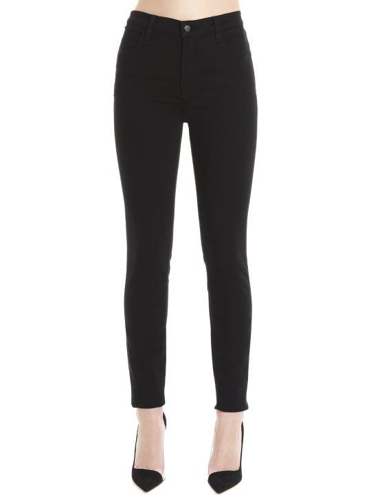 ジェイブランド ジーンズ パンツ デニム レディース【J Brand maria Jeans】Black