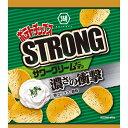 湖池屋 ポテトチップス STRONG サワークリームオニオン 56g