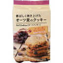 エヌエス オーツ麦のクッキー レーズン&チョコチップ 11枚