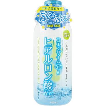 大関 モイスチャーローション ヒアルロン酸+Q10 500ml【point】