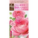 カネボウ化粧品 エビータ トリートメントヘアカラー 4B 45g+45g (医薬部外品)