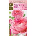 カネボウ化粧品 エビータ トリートメントヘアカラー 4A 45g+45g (医薬部外品)