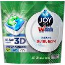 P&Gジャパン ジョイ ジェルタブ 食洗機用洗剤 21P 330g