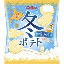 カルビー 冬ポテト 粉雪 ソルト味 65g