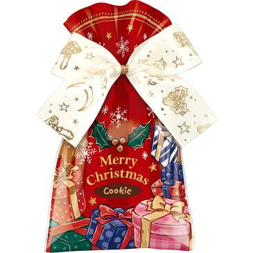 ハート クリスマスクッキーギフト 1個