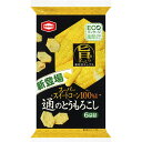 亀田製菓 通のとうもろこし 70g