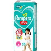 P&Gジャパン パンパース さらさらパンツ スーパージャンボ L 44枚