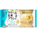 マツモトキヨシ楽天市場店で買える「アサヒグループ食品株式会社 バランスアップ クリーム玄米ブラン クリームチーズ 2枚X2袋」の画像です。価格は122円になります。