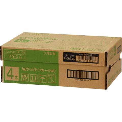 大塚製薬 カロリーメイト ブロック(フルーツ味) 79g×30