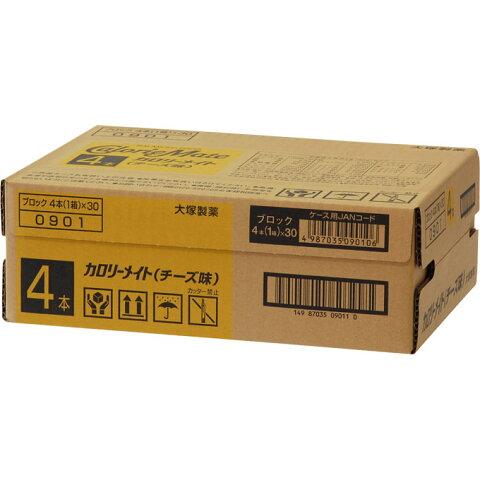 大塚製薬 カロリーメイト ブロック(チーズ味) 79g×30