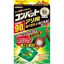 大日本除蟲菊 KINCHO コンバット 蟻用駆除剤 アリの巣退治 6P