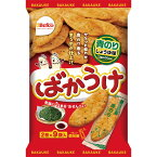 栗山米菓 ばかうけ(青のり) 2枚×9袋