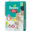 P&Gジャパン パンパース さらさらケア パンツ 4-8kg S74枚