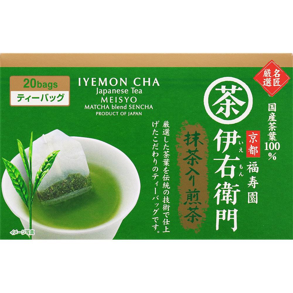 茶葉・ティーバッグ, 日本茶  TB 20P