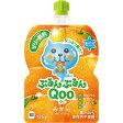 日本コカ・コーラ ミニッツメイド ぷるんぷるんQoo(クー) みかん 125G