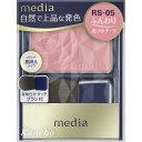 カネボウ化粧品 メディア ブライトアップチークN ローズ系 RS−05