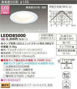 E-CORE LEDD85000