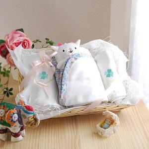 なめても安心・安全な日本製化学薬品無添加コットンガーゼ寝具セットお昼寝布団セット