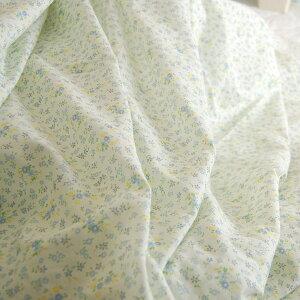 超軽い、本物のガーゼ、1枚仕立てのガーゼの布団カバー.