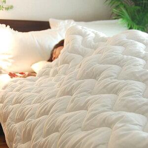 冬はお布団の上へ掛けて、暖か快眠キルトケットシングルサイズQuilts