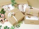 内祝い・御祝いギフト いいものは誰に贈っても喜ばれる*ナチュラルでかわいい!ガーゼハンカチ&小物用ギフト箱『日本製』