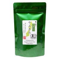 種子島の有機緑茶『やぶきた』100g松下製茶