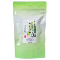 種子島の緑茶ティーバッグ『やぶきた』40g(2g×20袋入り)松下製茶