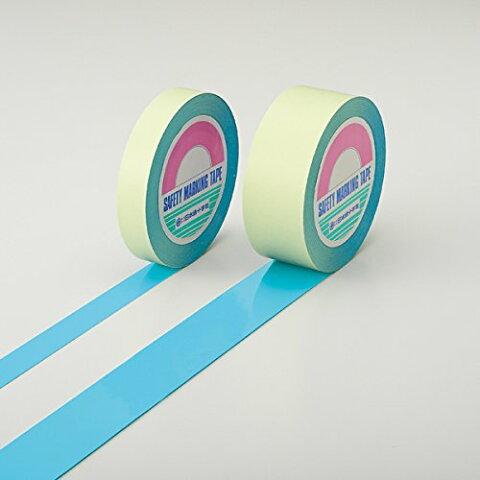 ガードテープ オレフィン樹脂(表面ポリエステル加工) 25幅×20m 日本緑十字社 No.148048
