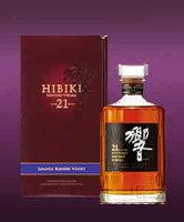 サントリー響21年(箱入り)【hibiki_0911】