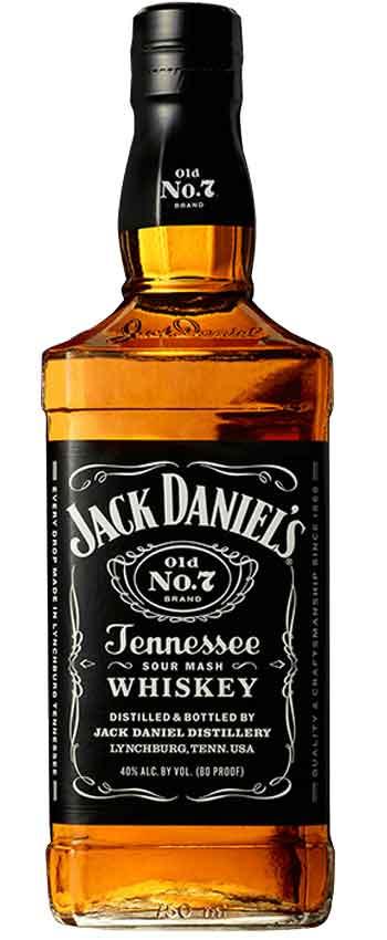 輸入ウイスキー>ジャックダニエル