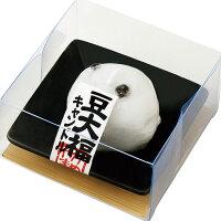 ロウソク 仏壇 カメヤマローソク 故人の好物シリーズ 豆大福キャンドル