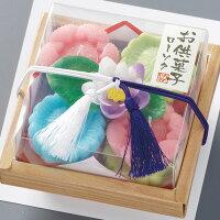ロウソク 仏壇 カメヤマローソク 故人の好物シリーズ お供菓子落雁