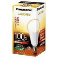 パナソニックLED電球LDA14L-G/K100E/W電球色100形相当広配光タイプE26口金密閉型器具対応PanasonicLDA14LGK100EW在庫限り