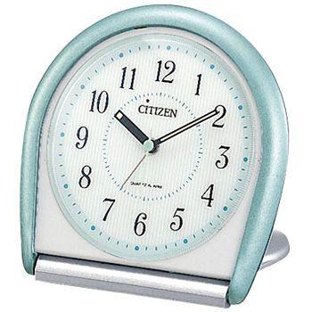 CITIZEN 「シチズン」 トラベラー目覚まし置き時計 アブロード958