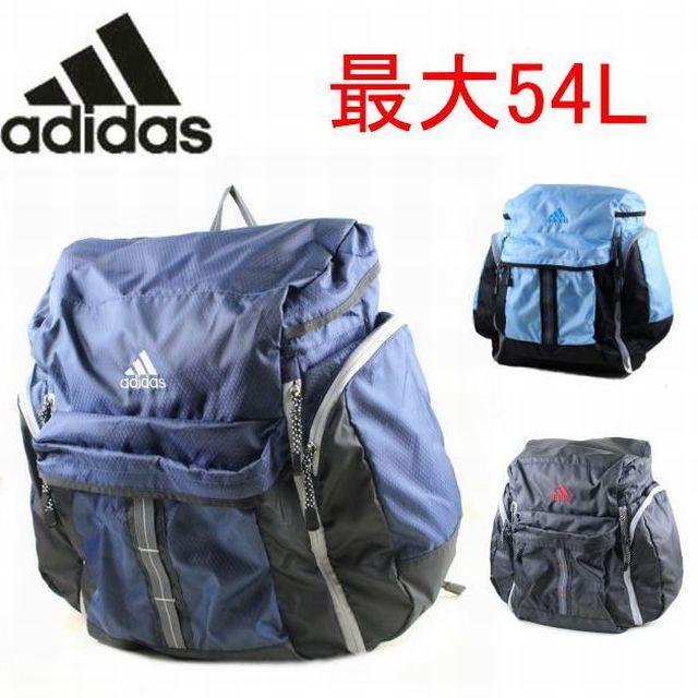 男女兼用バッグ, バックパック・リュック  adidas 47246 54L