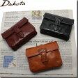ダコタ 財布 DAKOTA 財布 革製 小物 クラプトン カード入れ0031511 0030111 0035111